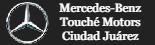 Logo Mercedes Benz Touché Motors Ciudad Juárez