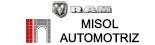 Logo RAM Misol Automotriz