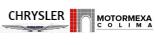 Logo Chrysler Motormexa Colima