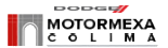 Logo Dodge Motormexa Colima