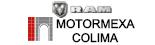 Logo RAM Motormexa Colima
