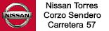 Logo Nissan Torres Corzo Sendero Carretera 57