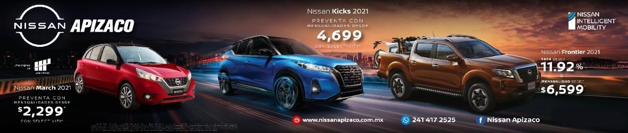 Nissan Apizaco