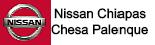 Logo Nissan Chiapas Chesa Palenque