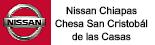 Logo Nissan Chiapas Chesa San Cristóbal de las Casas