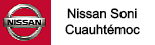Logo Nissan Soni Cuauhtémoc