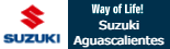 Logo Suzuki Aguascalientes