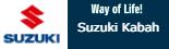 Logo Suzuki Kabah