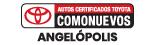 Logo Toyota Angelópolis Comonuevos