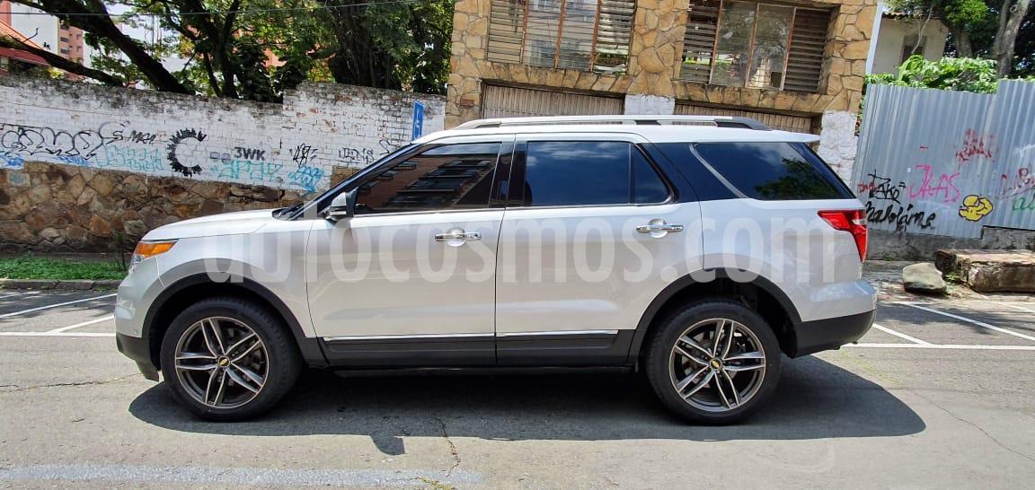 ford explorer limited 4x4 usado 2015 color plata precio 94.000.000