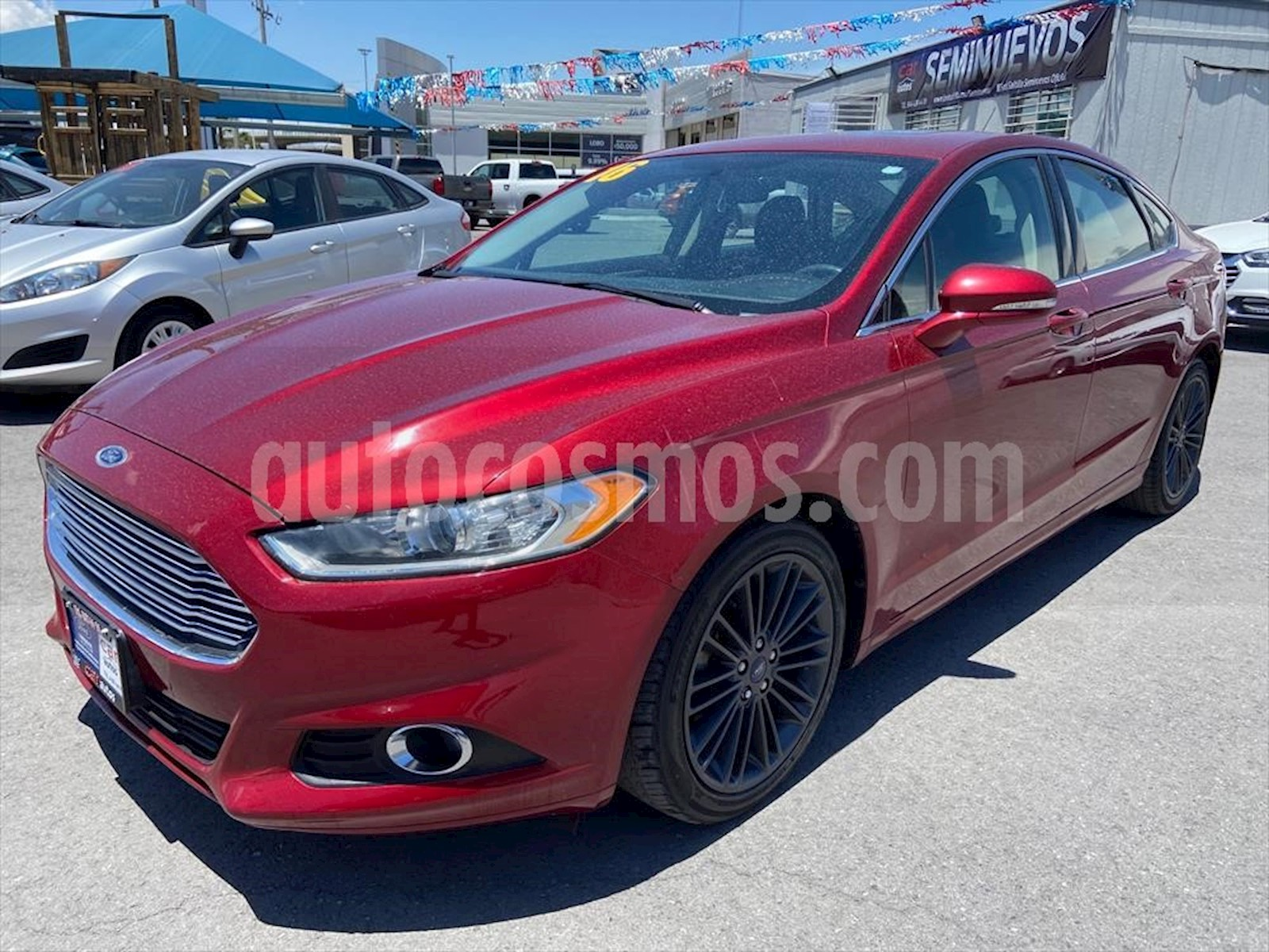ford fusion se advance l4 2.5 aut nav