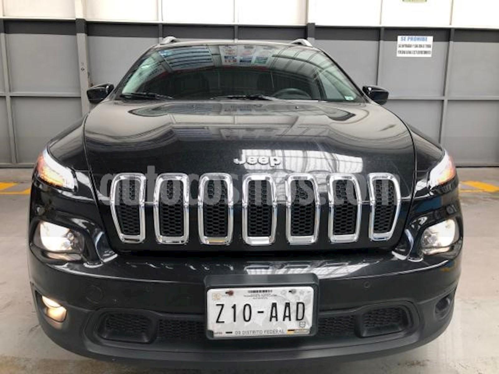 jeep cherokee 5p latitude l4 2.4l ta ra-17