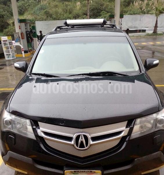Acura MDX SH-AWD Usado (2008) Color Negro Precio $170,000