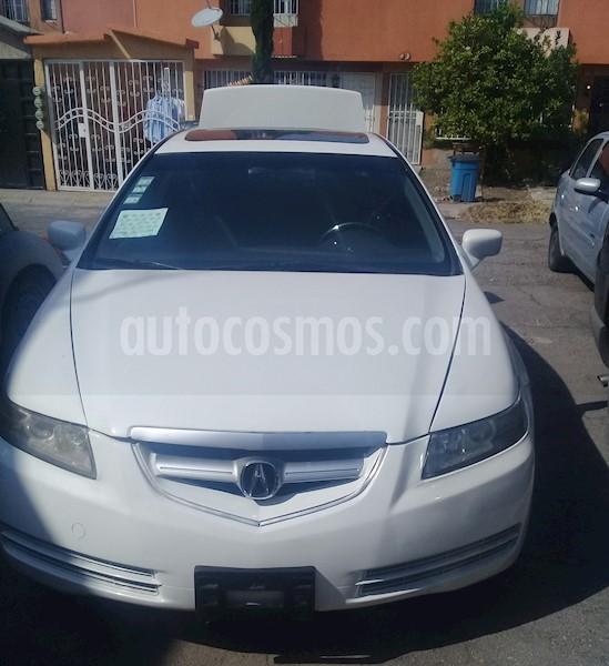Acura TL 3.5L Usado (2005) Color Blanco Precio $75,000