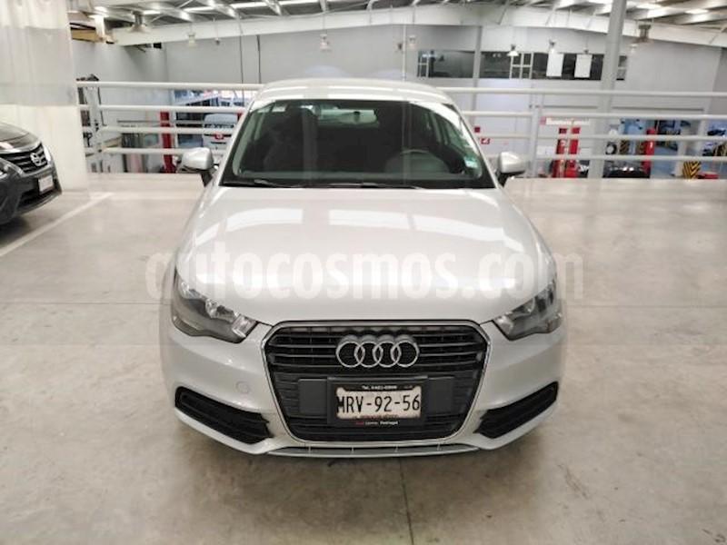 foto Audi A1 5p Cool L4/1.4/T Aut usado (2014) color Plata precio $199,000