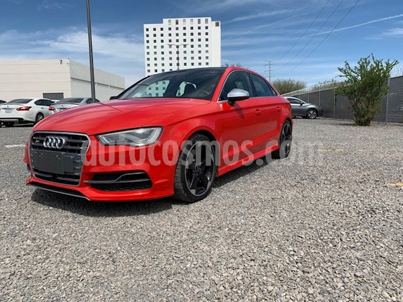 foto Audi A3 2.0L S-Line DSG usado