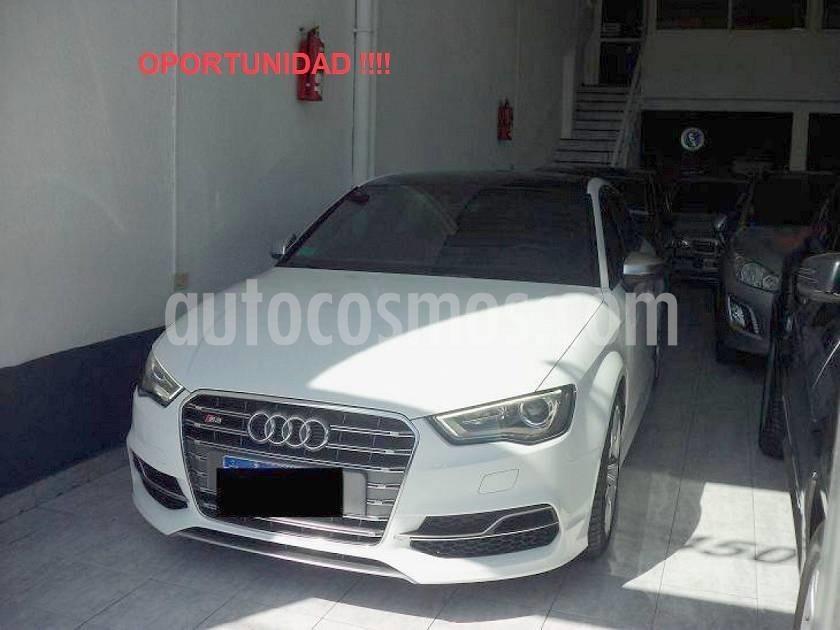 foto Audi A3 Sedan 2.0 Tfsi S Tronic Quattro usado (2016) color Blanco precio $5.790.000