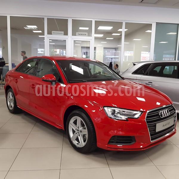 foto Audi A3 1.4 T FSI nuevo color Rojo Tango precio u$s37.000