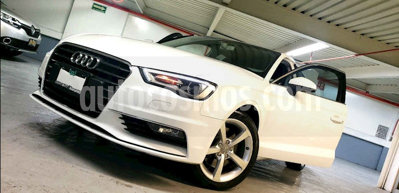 foto Audi A3 Sedan 1.8L Ambiente Aut usado