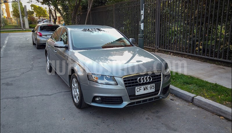 foto Audi A4 1.8 Turbo multitronic usado