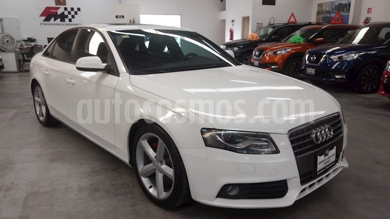 foto Audi A4 1.8L T Luxury Multitronic usado