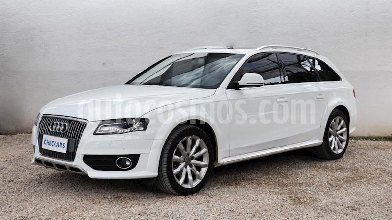 foto Audi A4 2.0 T FSI Quattro S-Tronic usado