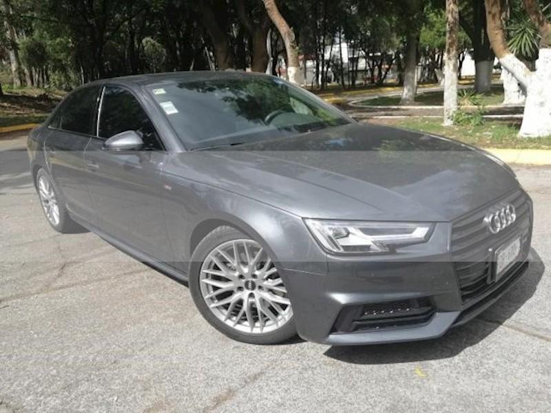 foto Audi A4 4p S Line L4/2.0/T Aut usado