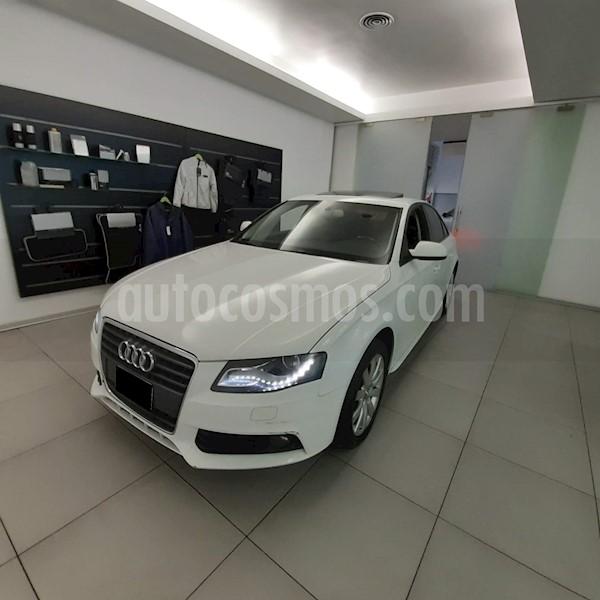 foto Audi A4 1.8 T FSI Ambition Multitronic (170Cv)  usado (2012) color Blanco precio u$s18.400