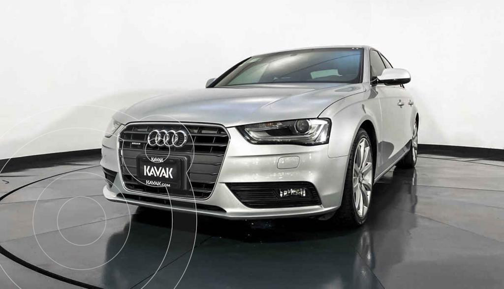 foto Audi A4 2.0L T Sport S-Tronic Quattro usado (2014) color Plata precio $292,999