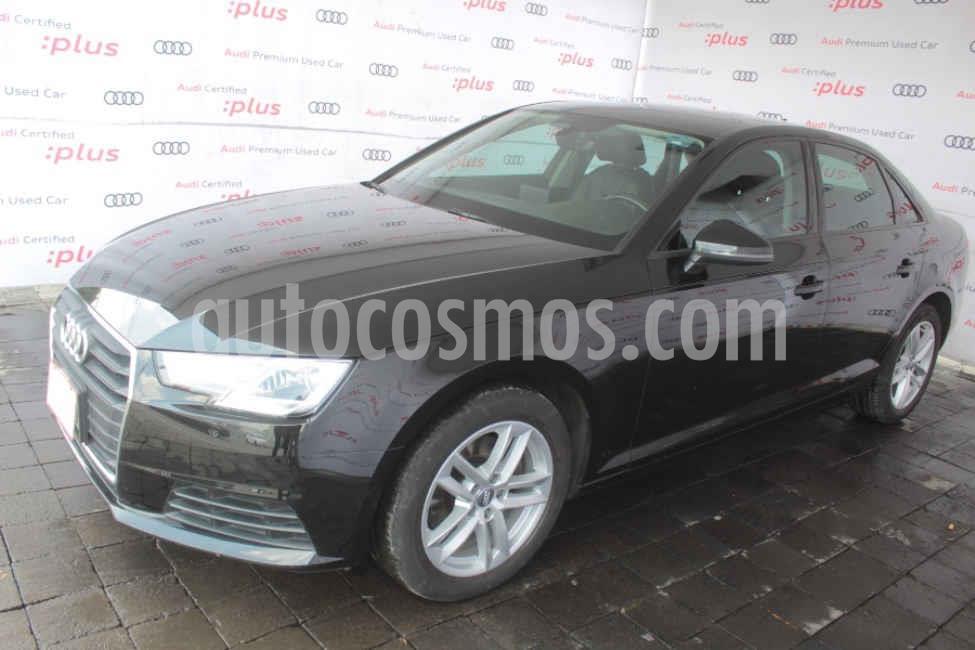 foto Audi A4 2.0 T Dynamic (190hp) usado (2018) color Negro precio $395,000