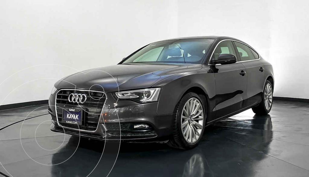 foto Audi A5 Sportback 1.8T Luxury Multitronic usado (2013) color Gris precio $254,999