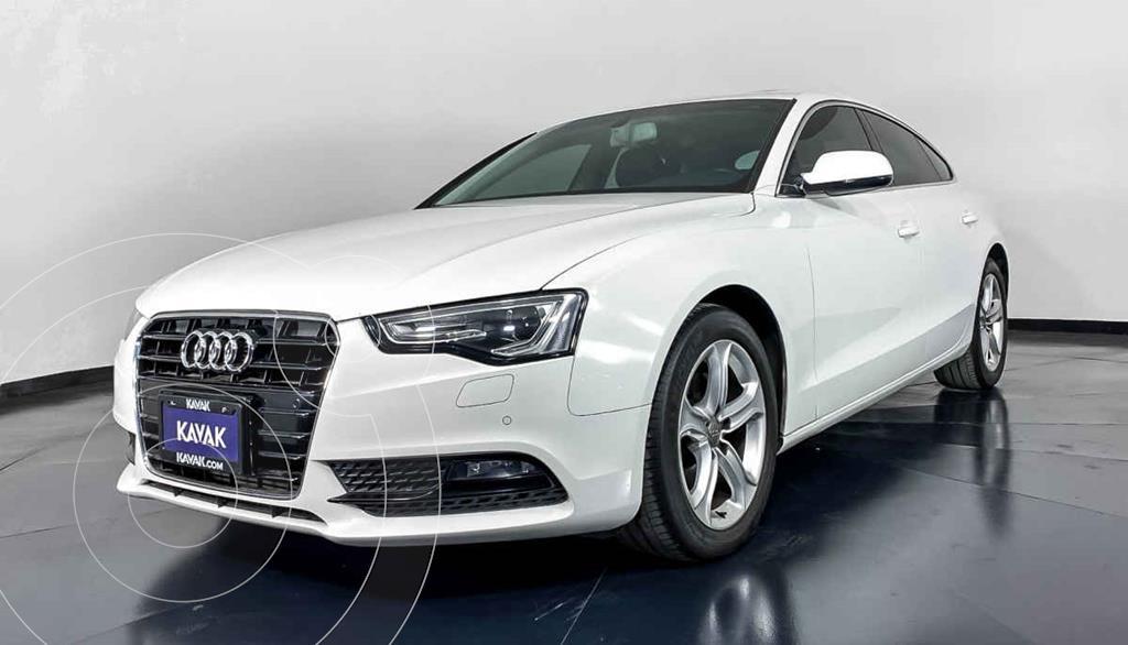 foto Audi A5 Sportback 1.8T Luxury Multitronic usado (2013) color Blanco precio $279,999