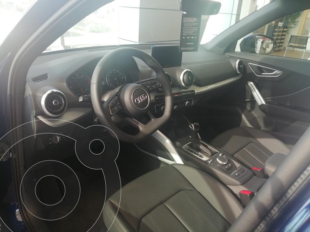 foto Audi Q2 35 TFSI Sport financiado en mensualidades enganche $125,980