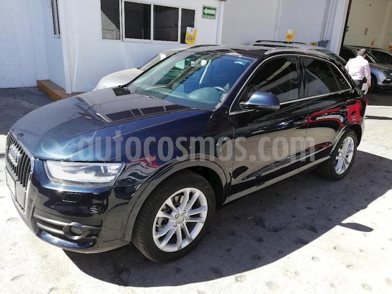 Audi Q3 2 0l Elite Tdi Usado 2014 Color Azul Precio 295 000