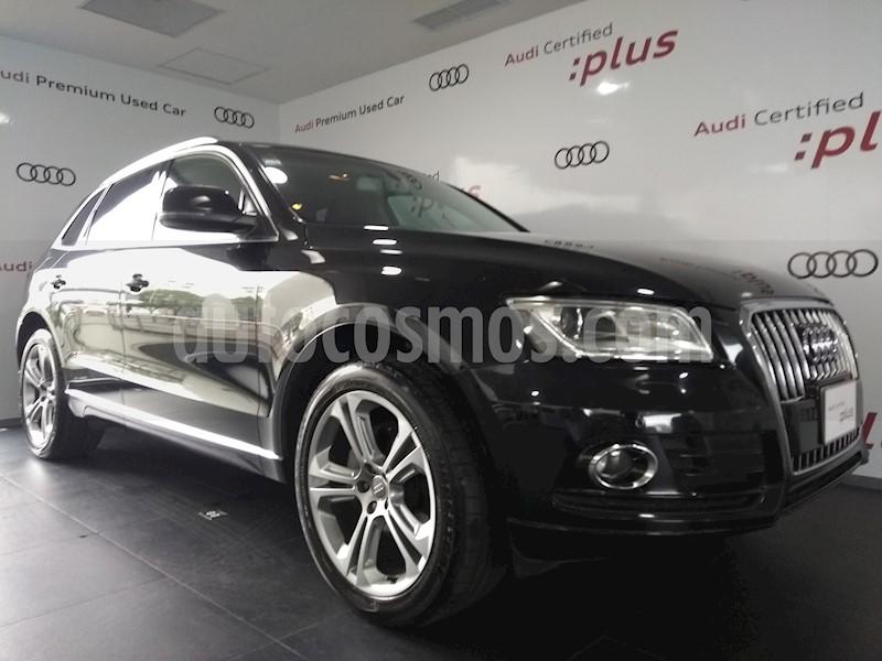 foto Audi Q5 2.0L T Elite usado (2014) color Negro Phantom precio $300,000