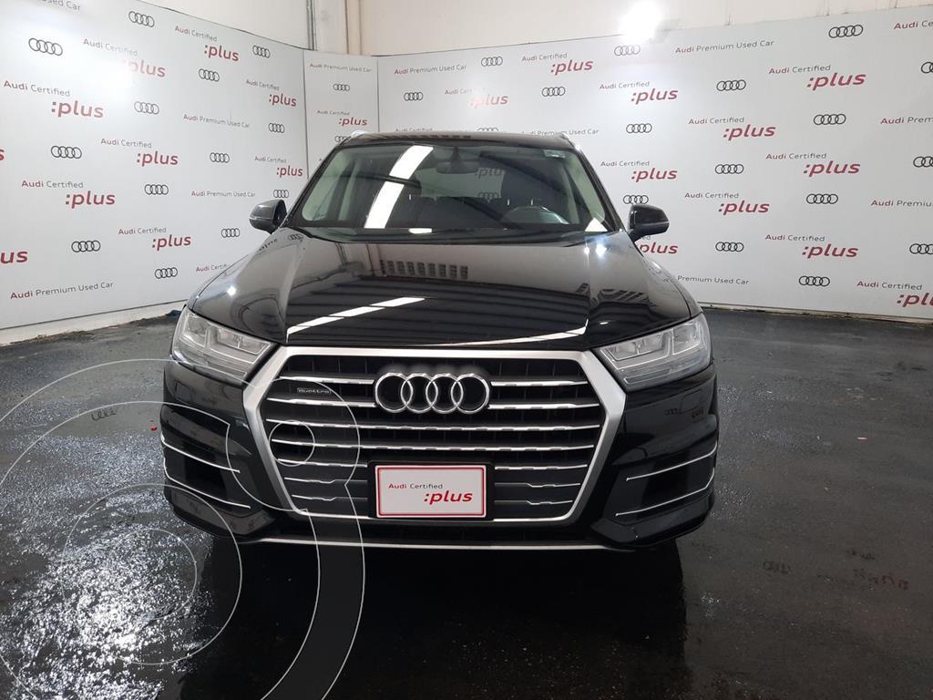 foto Audi Q7 3.0L TFSI Elite (333Hp) usado (2018) color Negro precio $750,000