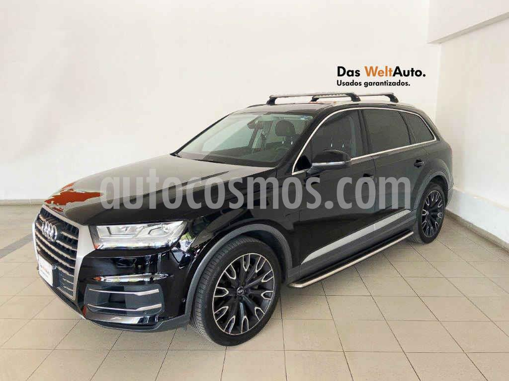 foto Audi Q7 3.0L TDI Elite (245Hp) usado (2018) color Negro precio $999,995