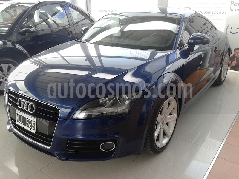 foto Audi TT Coupe 1.8 T FSI usado