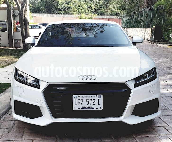 foto Audi TT Coupe 2.0T FSI 230 hp S Line usado