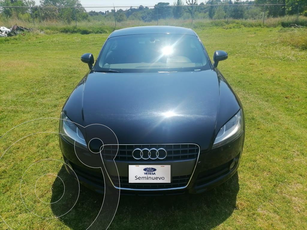 foto Audi TT Coupé 2.0T FSI S-Tronic usado (2010) color Negro precio $269,000