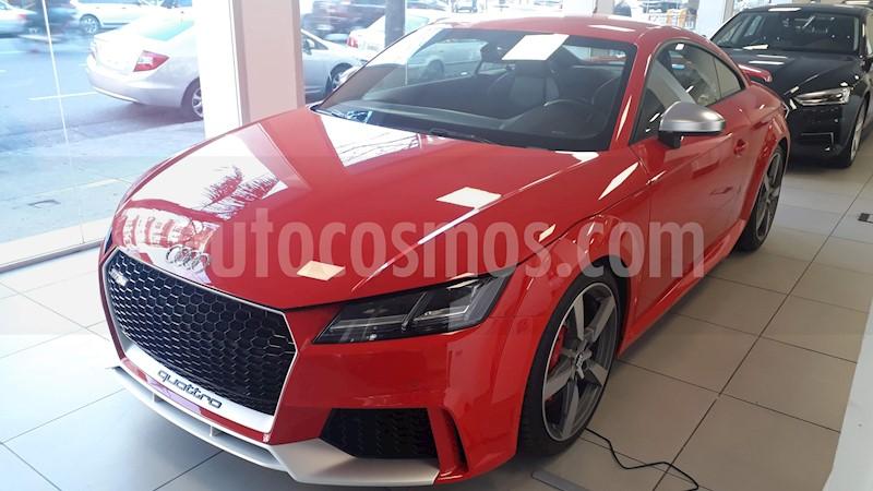 foto Audi TT RS Coupe 2.5 T FSI S-tronic Quattro nuevo