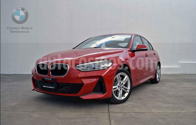foto BMW Serie 1 3p 120i M Sport L4/1.6/T Aut usado (2019) color Rojo precio $605,000