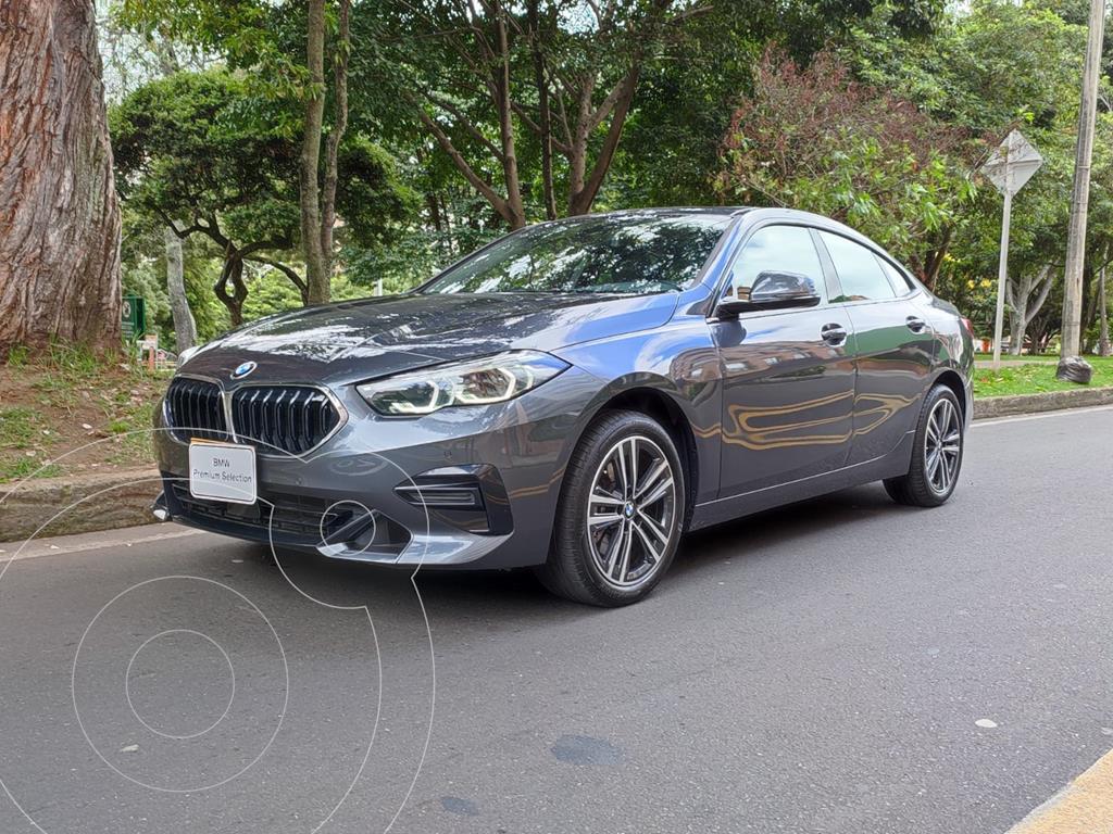 foto BMW Serie 2 Gran Coupé 218i usado (2021) color Gris precio $118.900.000