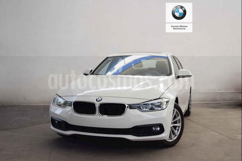 foto BMW Serie 3 4p 320i Executive L4/2.0/T Aut usado (2018) color Blanco precio $545,000