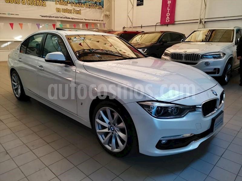 foto BMW Serie 3 330e Luxury Line (Híbrido) Aut usado (2017) color Blanco precio $427,000