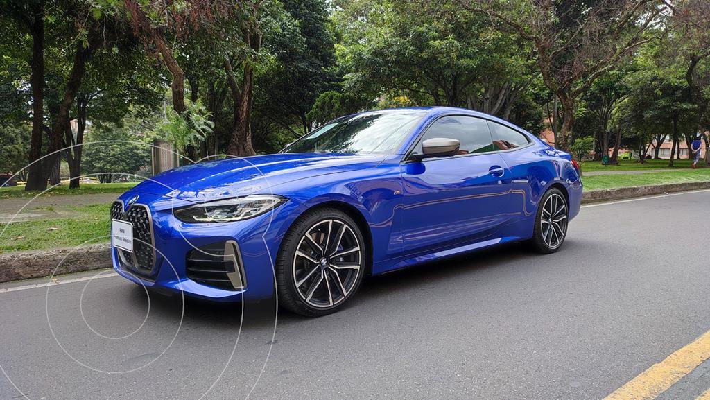foto BMW Serie 4 Coupé M440i usado (2021) color Azul precio $212.000.000