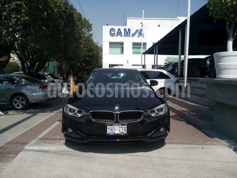 foto BMW Serie 4 428iA Coupe Sport Line Aut usado