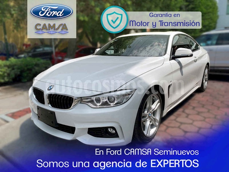 foto BMW Serie 4 435iA Cabrio M Sport Aut usado