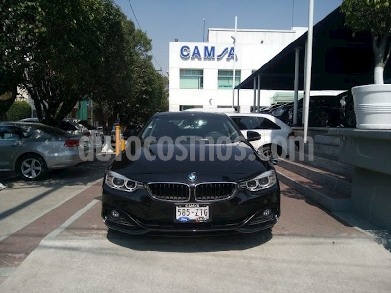 foto BMW Serie 4 435iA Coupe Sport Line Aut usado