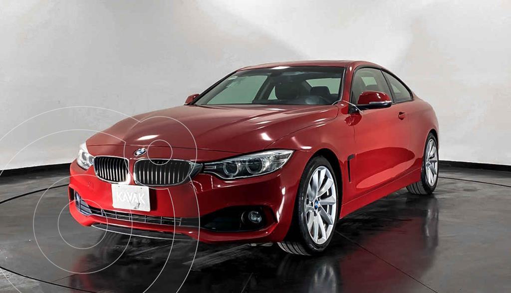 foto BMW Serie 4 Versión usado (2016) color Rojo precio $374,999